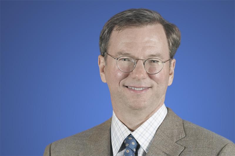 Eric Schmidt CEO Google