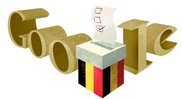 Verkiezingen 2014 - Belgium Elections 2014 : Belgium